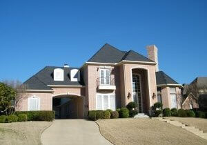 (Home Exterior) Example of Home One Would Buy When They Find a Real Estate Agent
