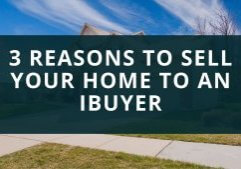 Sell Home to iBuyer